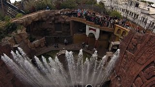 Talocan, Phantasialand Brühl - Onride Video 2015