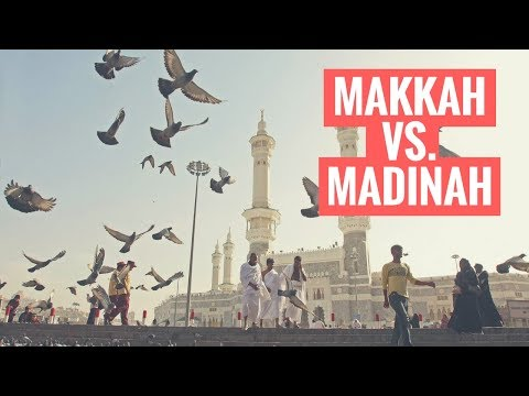 Difference between Makkah & Madinah | Shaykh Abu Ubaid