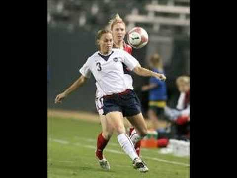 Interview with WNT's Christie Rampone