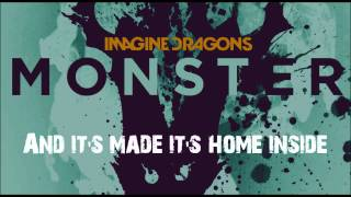 [HD LYRICS] Imagine Dragons   Monster