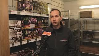 Bas van Hulten hoopt alsnog knallend het jaar uit te kunnen