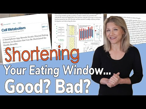 How Shortening Your Eating Hours Affects You