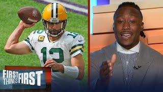 Brandon Marshall likes red-hot Rodgers, Packers to get the win vs Saints   NFL   FIRST THINGS FIRST