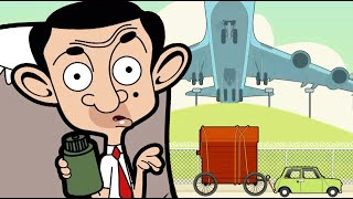 BEAN Away (Mr Bean Season 3) | NEW Funny Clips | Mr Bean Official