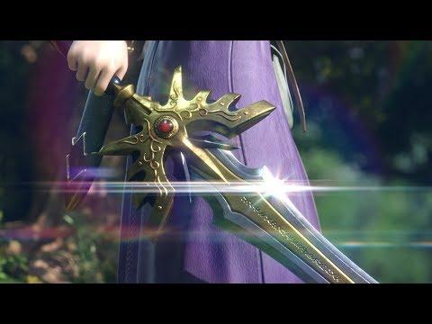 《勇者鬥惡龍》傳說中的勇者們參戰《任天堂明星大亂鬥特別版》!