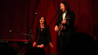 The Civil Wars - Barton Hollow (Live)