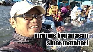 preview picture of video 'Trip, dari Balikpapan ke Paser Naik Perahu Klotok, Seru!'