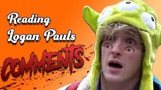 Reading Logan Paul's Comments