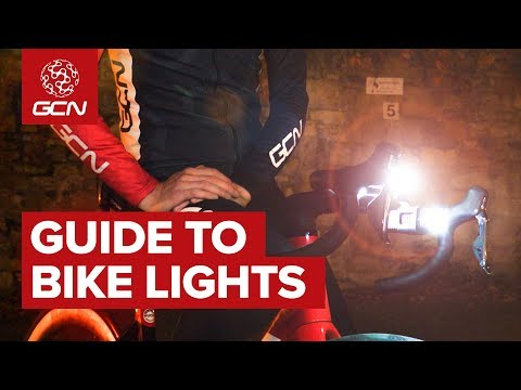 A Guide To Bike Lights | How To Choose Lights For Road Cycling