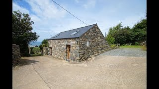 Coastal Cottage In Barmouth, North Wales: Beudy Taicroesion