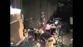 Lindsey Raye Ward - Angels & Airwaves - The Flight Of Apollo (Drum Cover)