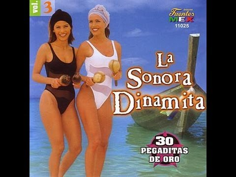 La Sonora Dinamita - Super Cumbias MIX