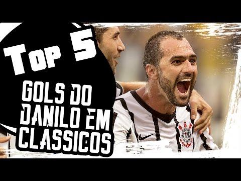 TOP5 - Gols de Danilo em clássicos