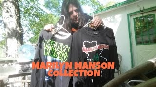 Miss Punkerella's Marilyn Manson collection - Ginger Mayell