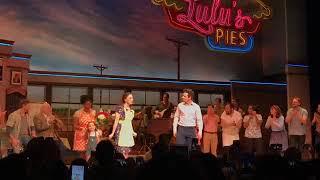 """Bad Idea"" with Sara Bareilles and Jason Mraz at Waitress The Musical"