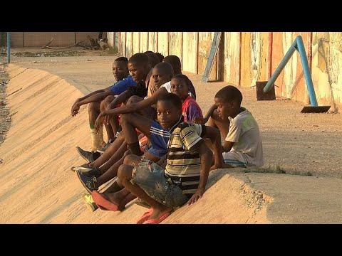 Λουάντα: Οξύ το πρόβλημα με τα παιδιά που ζουν στον δρόμο…