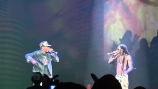Lil Wayne and T.I. Americas most wanted VEGAS