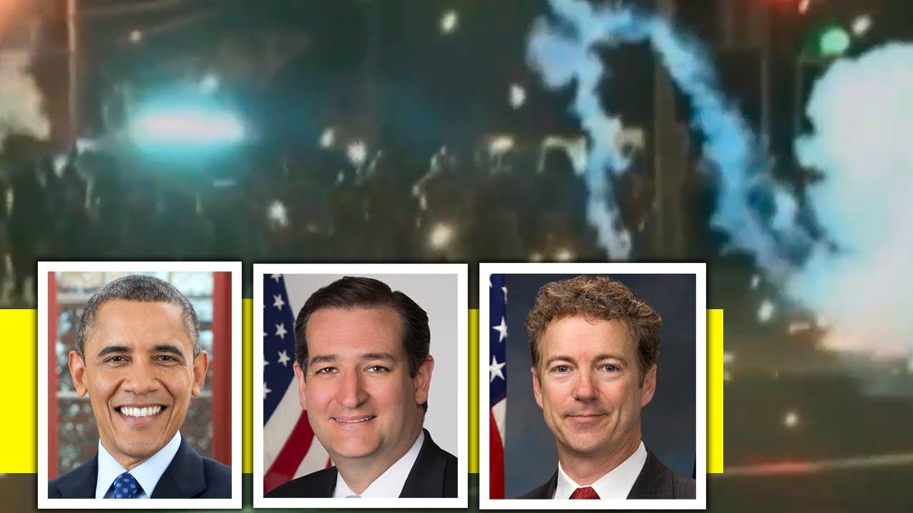 Ferguson Reaction Includes Rand Paul, Ted Cruz STUNNERS thumbnail