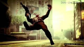 Bandidos Mc GTAV (Doro - Always Live To Win)