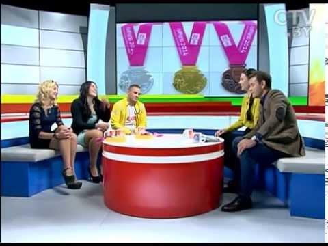 CTV.BY: Призёры летних юношеских Олимпийских игр в программе «УТРО» на СТВ...