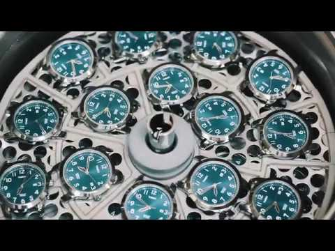 Inside A Timex Watch Factory