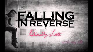 Falling in Reverse - Game Over [Lyrics on Screen]