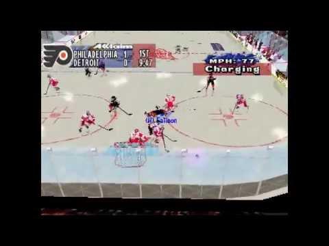 NHL Breakaway 98 ... (PS1)