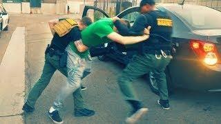 AMAZING POLICE ARRESTS