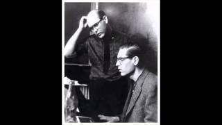 Chet Baker & Bill Evans - Alone together