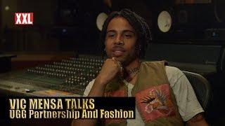 Vic Mensa Talks UGG Partnership and Fashion in Hip-Hop