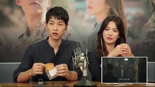 DVD Cut Director Descendant of the Sun Couple Commentary Sub Indonesia - POM Bensin