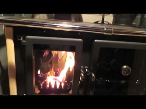 La Nordica Rosa - The Firebox & First Burn