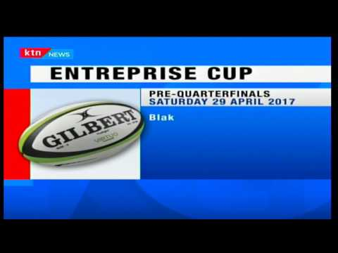 Enterprise cup returns with harlequins set to take on Nakuru at the RFUEA grounds