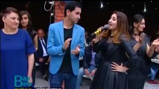 (Qabal)- Bax belə Gürcüstan. 23 aprel 2017. Qabal toyu 2017. Zenfira Amil
