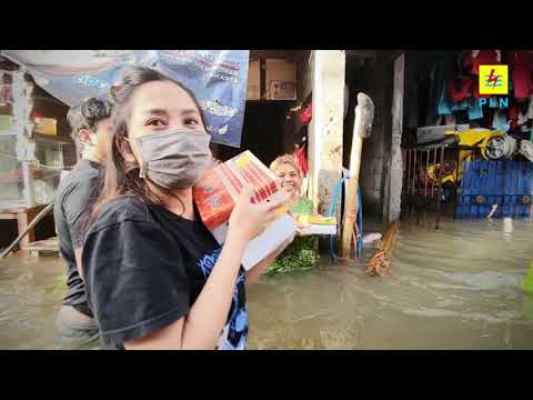 PLN Peduli Banjir di Kawasan Pedongkelan, Jakarta Timur