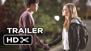 Paper Towns Official Trailer 1 2015  Nat Wolff Romance Movie HD