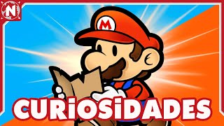 Expedientes SECRETOS Nintendo: PAPER MARIO