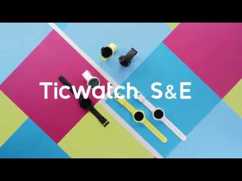 الساعة الذكية تيك واتش