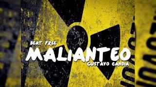 Beat De Malianteo #10 Rap Hip Hop 2015(Prod.Gustavo Candia)
