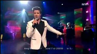 Eurovision 2010 NORWAY-Didrik Solli-Tangen - My heart is yours