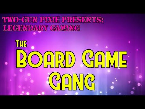 The Board Game Gang 002 - Brawlin' Board Games: Pandemic vs Reign of Cthulhu
