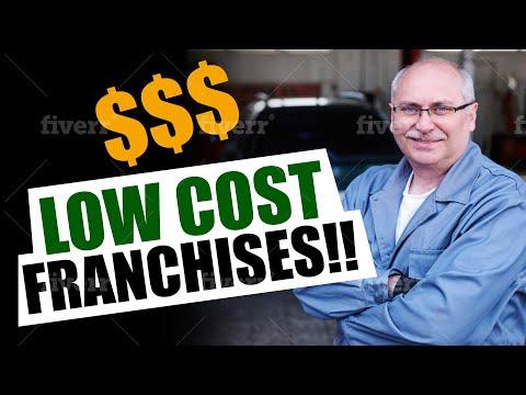 , title : '5 Low Cost Franchise Ideas (2019)