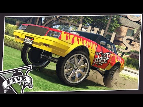 DONKS IN GTA 5 SINGLE PLAYER!
