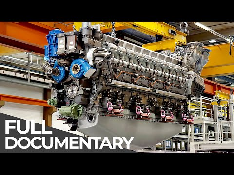 Exceptional EngineeringMega Diesel EngineFree Documentary