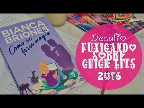 Como Se Fosse Magia - Bianca Briones || Desafio Fuxicando Sobre Chick-Lits 2016