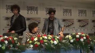 Fabrizio Moro e Ermal Meta: