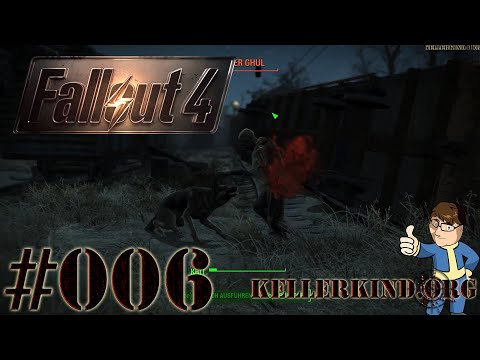 Fallout 4 [HD|60FPS] #006 - Ghuls gone wild ★ Let's Play Fallout 4