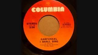 GARFUNKEL  I SHALL SING