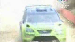 Some WRC fun Video