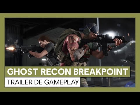 13 minutes de gameplay de Tom Clancy's Ghost Recon Breakpoint